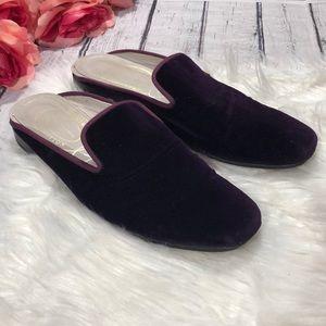 Stubbs & Wootton Private Stock Velvet Loafer